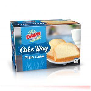 Dawn Cake Way Plain Cake
