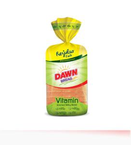 Dawn Vitamin Enriched Milky Bread
