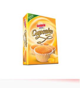 Dawn Mango Cupcake