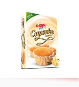 Dawn Plain Cupcake