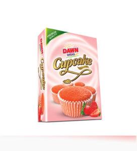 Dawn Strawberry Cupcake