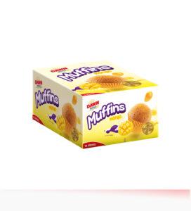 Dawn Mango Muffins