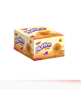 Dawn Orange Muffins