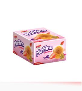 Dawn Strawberry Muffins