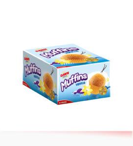 Dawn Vanilla Muffins