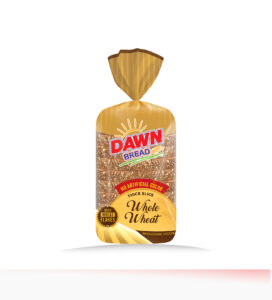 Dawn Whole Wheat Bread