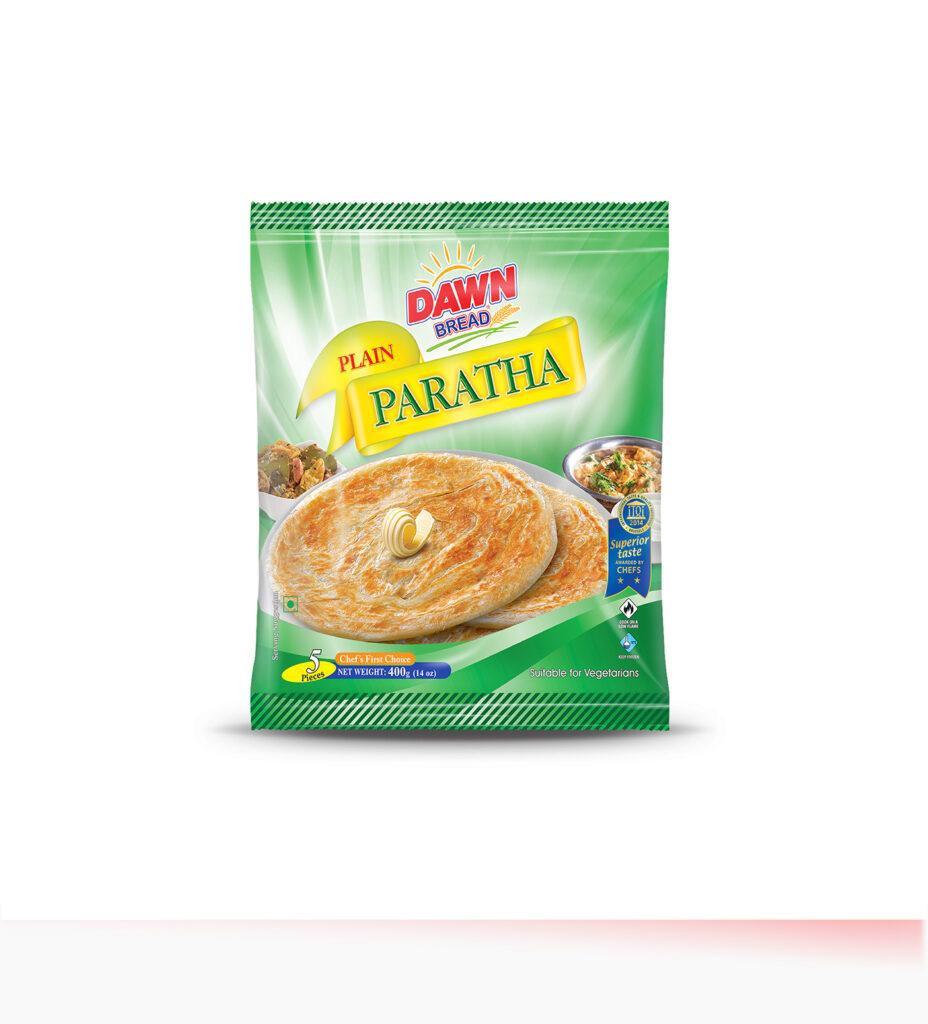 Frozen Parathas